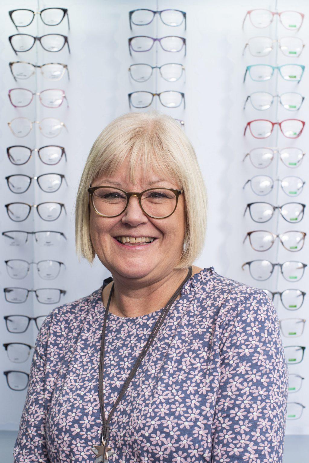Photo of Melanie, an Optical Assistant at Eye Folk